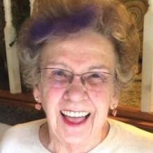 Frances Waldecker Obituary