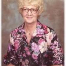 Ruby Garrow Obituary
