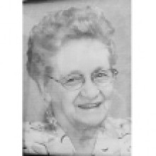 Doris HOLTZMANN Obituary