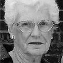 Lillian Kidwell Obituary