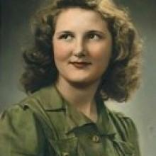 Dorothy Vande Kieft Obituary