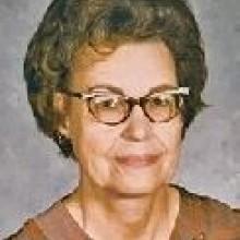 obituary photo for Hildegarde