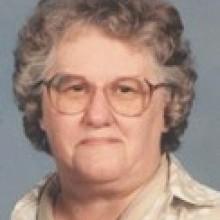 Barbara Cluppert Obituary