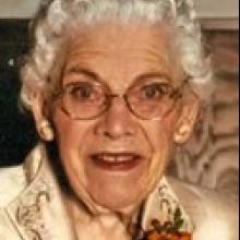 Mary Goosen Obituary