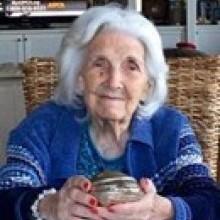 Agnes Fortier Obituary