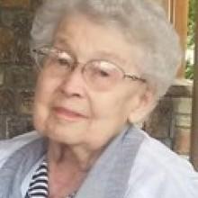 Lavina Anna Brixius Obituary