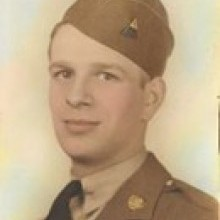 obituary photo for Claude