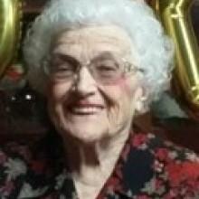 Marjorie East Obituary