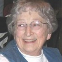 obituary photo for Marjorie