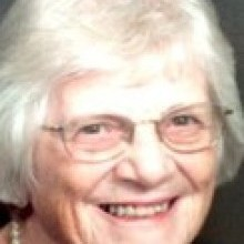 obituary photo for Betty