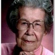 Julia VanDenburgh Obituary