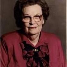 obituary photo for Margie