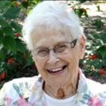 Alice Fox Obituary