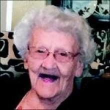 MARY FRANKLIN Obituary