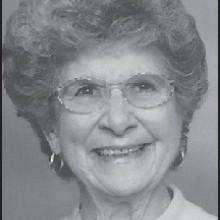 LILLIAN EVANOLA HORNBAKER Obituary