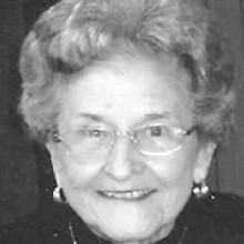 obituary photo for Christine