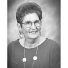 obituary photo for Maudie