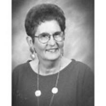 Maudie Virginia Conley Obituary