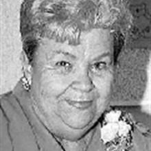 Evelyn Hall Obituary
