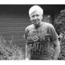 obituary photo for Colin