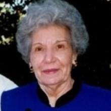 Audrey Hinton Hayes Obituary