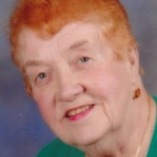 Margaret Gregory Obituary