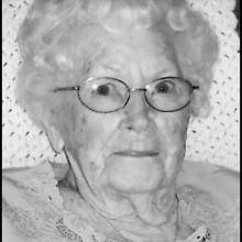 obituary photo for Aleta
