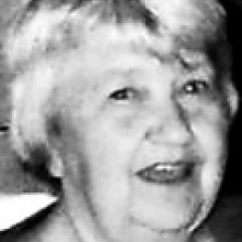 obituary photo for Marion