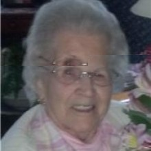 Gladys Potts Obituary