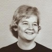 Martha Elizabeth Thacker Obituary